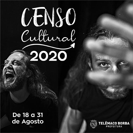 Censo Cultural 2020