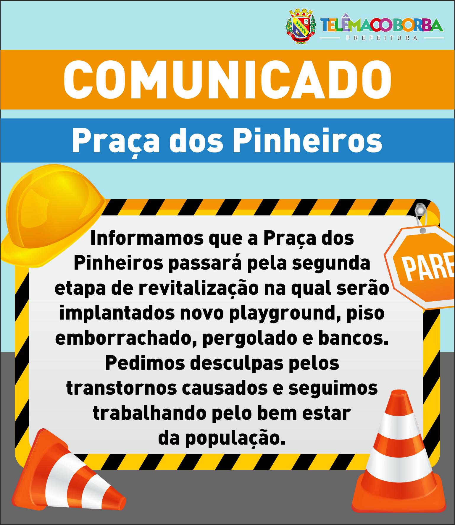 Praça dos Pinheiros