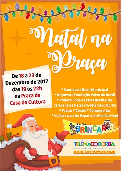 Natal 2017 #UmNovoCaminho