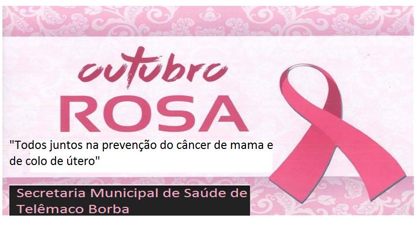 Outubro Rosa terá horário especial para exames nas UBSs e Clínica da Mulher